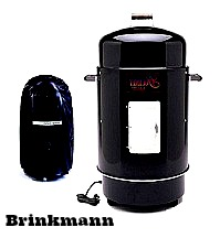 Brinkmann 810-7080-7 Gourmet Electric Smoker