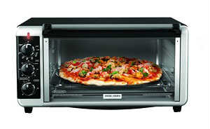 Black & Decker TO3250XSB 8-Slice Extra Wide Toaster Oven