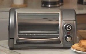 Hamilton Beach 31334 Easy Reach Toaster Oven