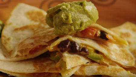 Make Quesadillas