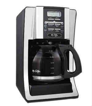 Mr Coffee BVMC-SJX33GT 12-Cup Programmable Coffeemaker