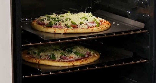 Smoked Pizza