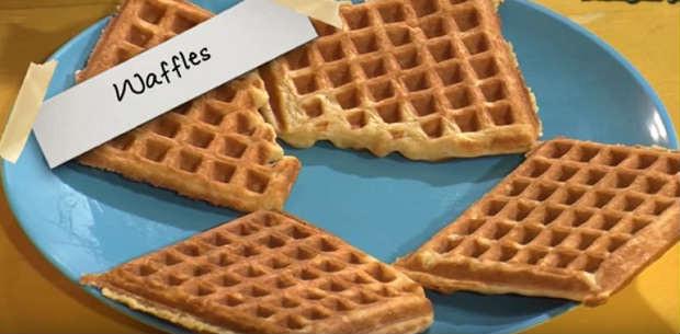 Waffle recipe for waffle maker
