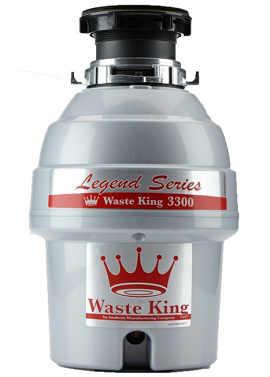Waste King L-3300 Legend Series