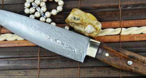 Sharpen the Fillet Knives