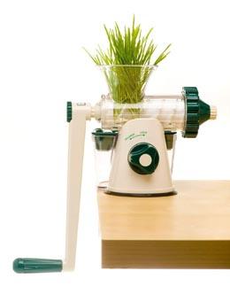 Healthy Juicer (Lexen GP27) - Manual Wheatgrass Juicer