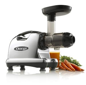 Omega J8006 Nutrition Center Quiet Dual-Stage
