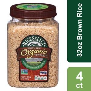 RiceSelect Organic Texmati Rice