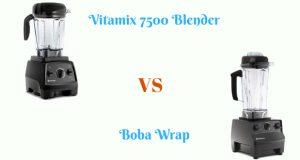 Vitamix 5200 Vs. 7500